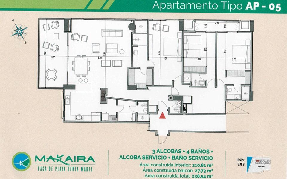 05 Apartments